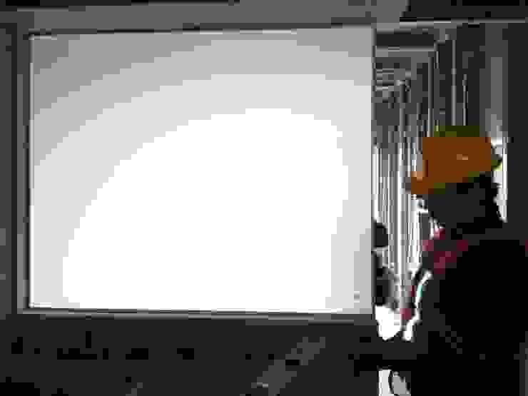 instalación de cristal privacidad Cuartos de estilo moderno de Integra RH SA de CV Moderno