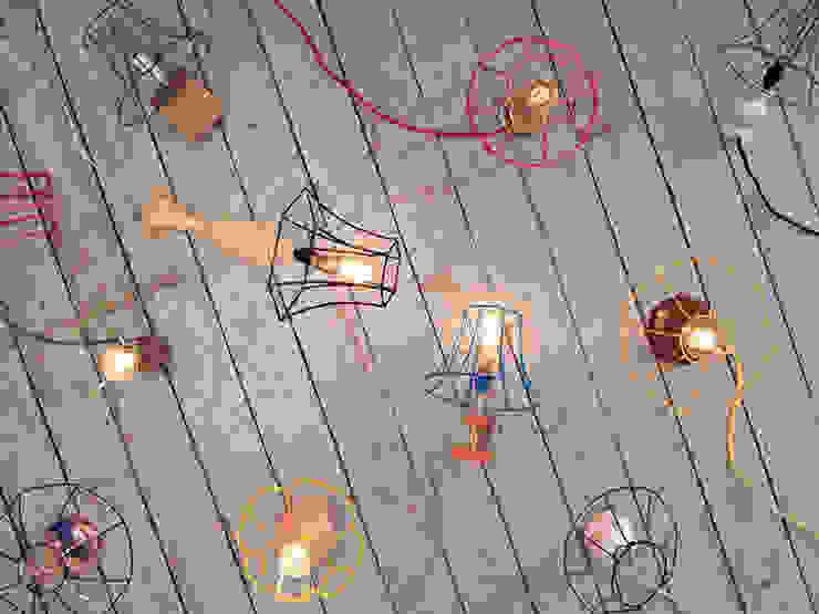 Skeleton Table Lamps Donna Walker Design BedroomLighting