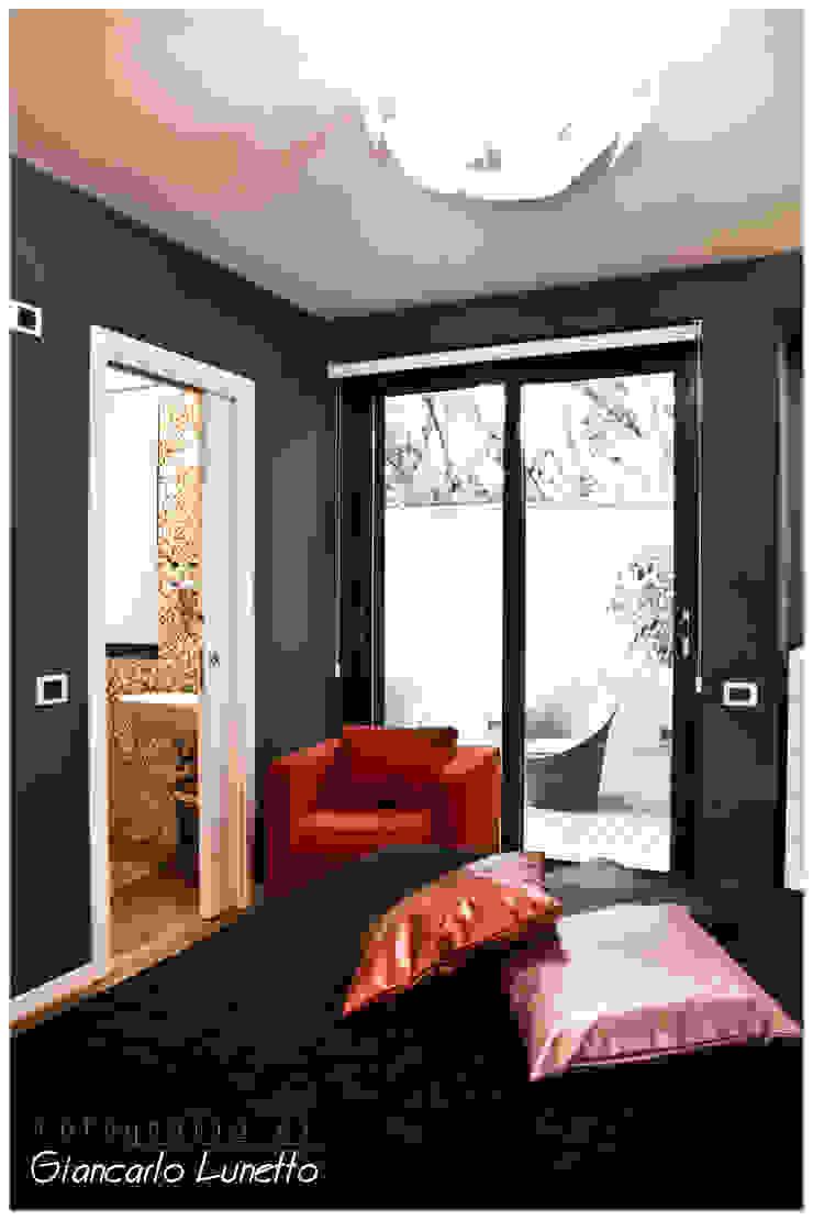 Habitaciones modernas de Ignazio Buscio Architetto Moderno