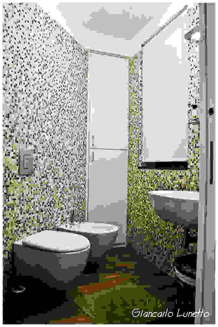 Ignazio Buscio Architetto Baños de estilo moderno