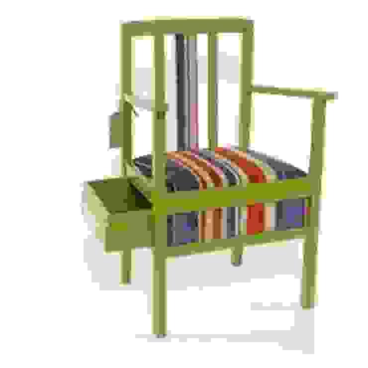 Commodious di Donna Walker Design Eclettico