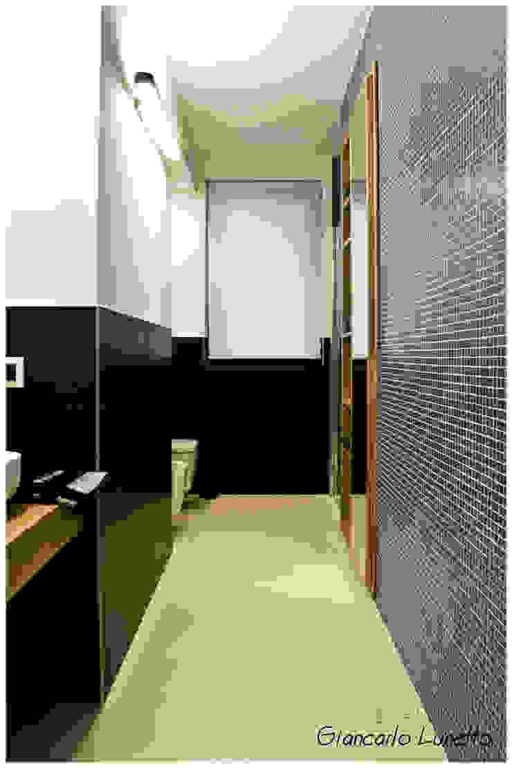 Baños de estilo moderno de Ignazio Buscio Architetto Moderno