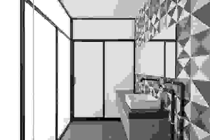 Tadeo 4909_2:  de estilo industrial por Proyecto Cafeina, Industrial