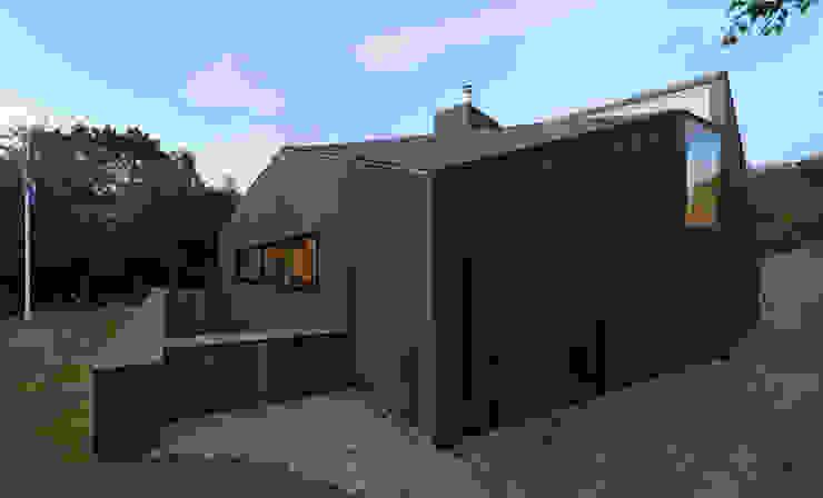 Casas de estilo rural de De Zwarte Hond Rural