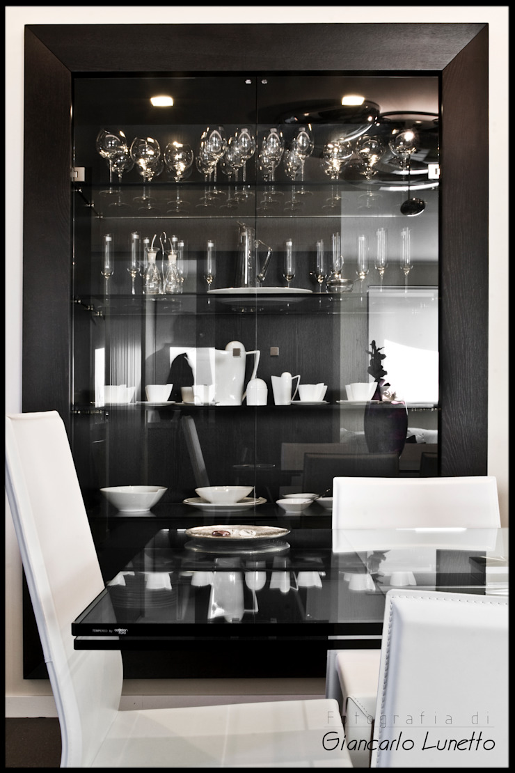 Ignazio Buscio Architetto Comedores de estilo moderno