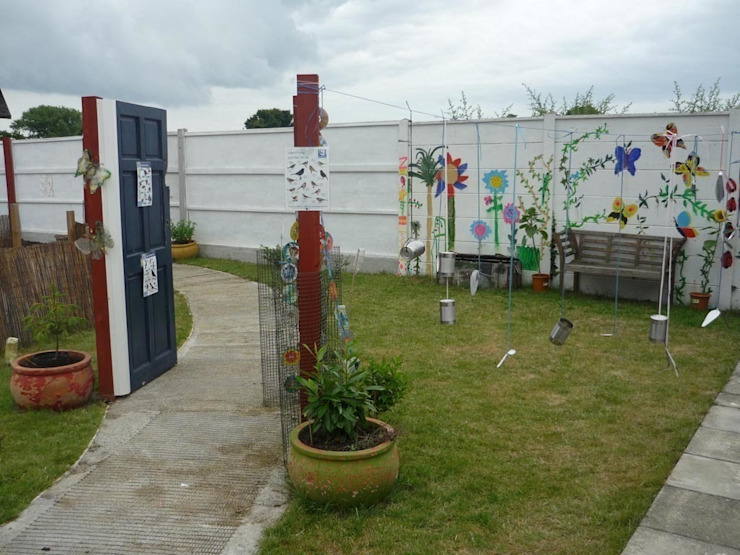 The Secret Classroom 에클레틱 정원 by Donna Walker Design 에클레틱 (Eclectic)