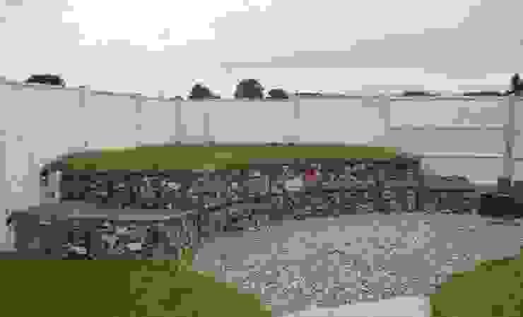 The Secret Classroom Donna Walker Design Eclectic style garden