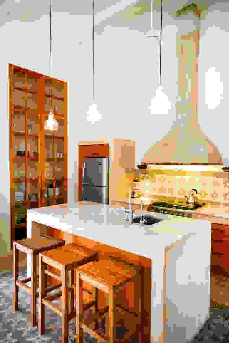 Casa GC55 Taller Estilo Arquitectura Cocinas eclécticas