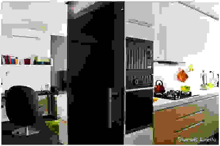 Ignazio Buscio Architetto Cocinas de estilo moderno