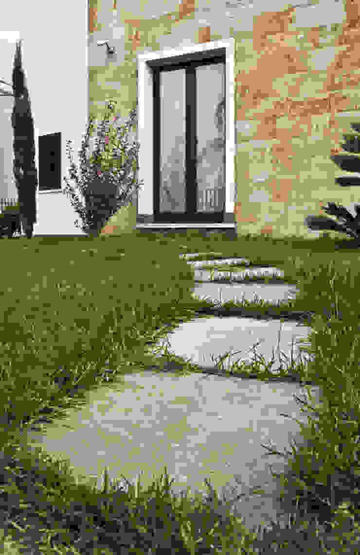 Ignazio Buscio Architetto Mediterranean style house