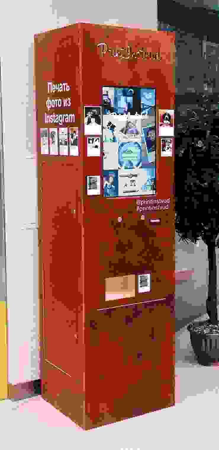 Вендинговый автомат из фанеры от Мебельная компания FunEra. Изготовление мебели из фанеры на заказ. http://www.fun-era.ru Лофт Фанера