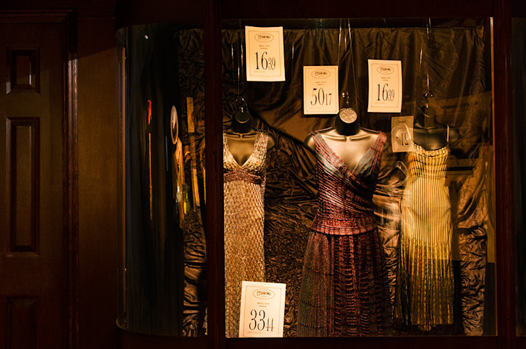 Womans Fashion window 2 by Traces London Eclectic