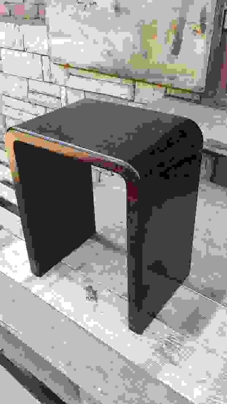 Прикроватная тумба от Мебельная компания FunEra. Изготовление мебели из фанеры на заказ. http://www.fun-era.ru Лофт Фанера