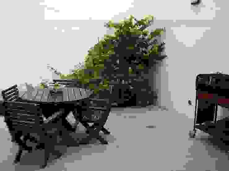 Uno Propiedades Modern Bahçe