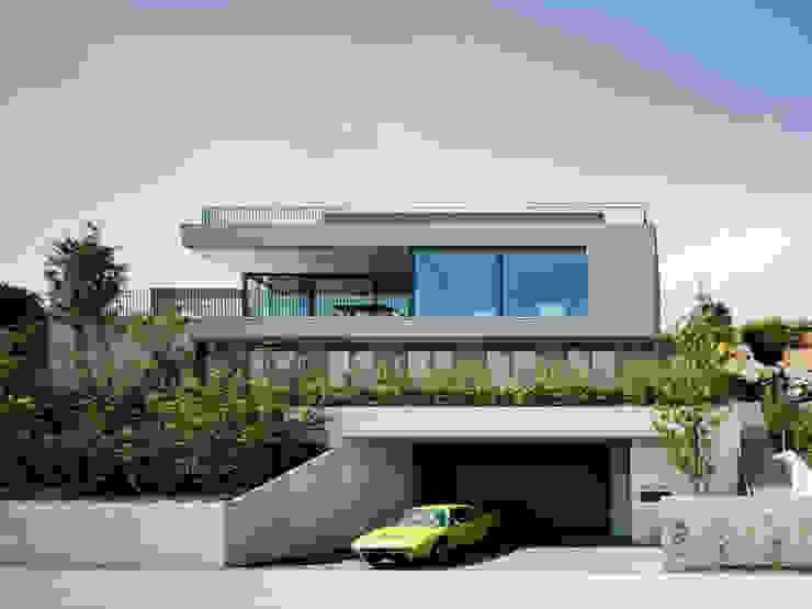 Дома в стиле модерн от Müller & Truniger Architekten ETH SIA Модерн