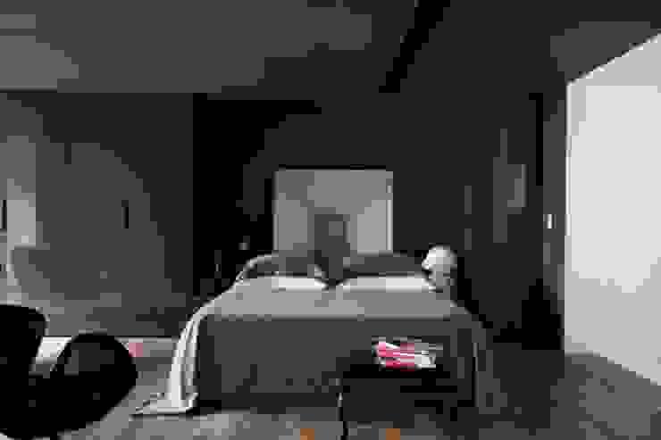 APARTAMENTO BELA CINTRA Quartos modernos por Calio design + interiores = Moderno