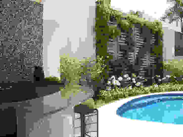 Residência Sorocaba Jardins modernos por Denise Barretto Arquitetura Moderno