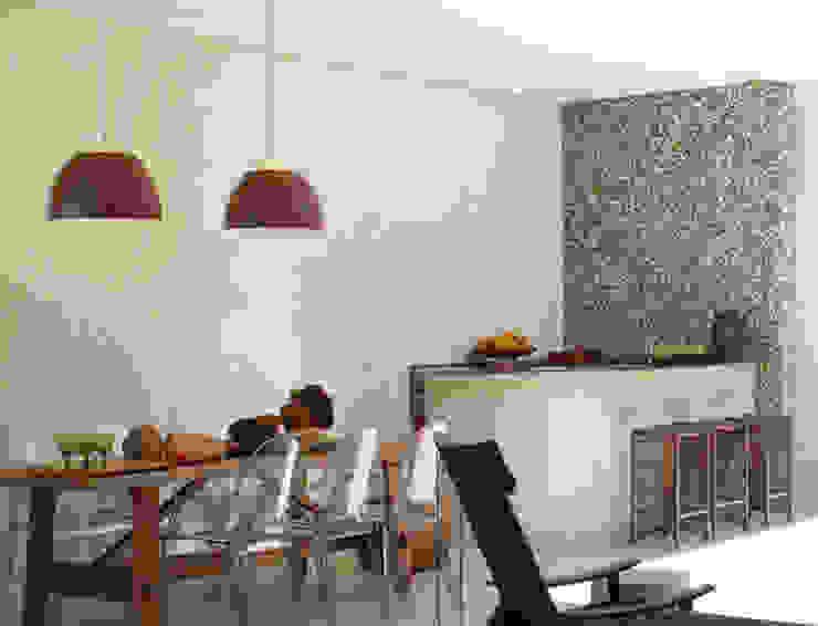 Residência Sorocaba Varandas, alpendres e terraços modernos por Denise Barretto Arquitetura Moderno