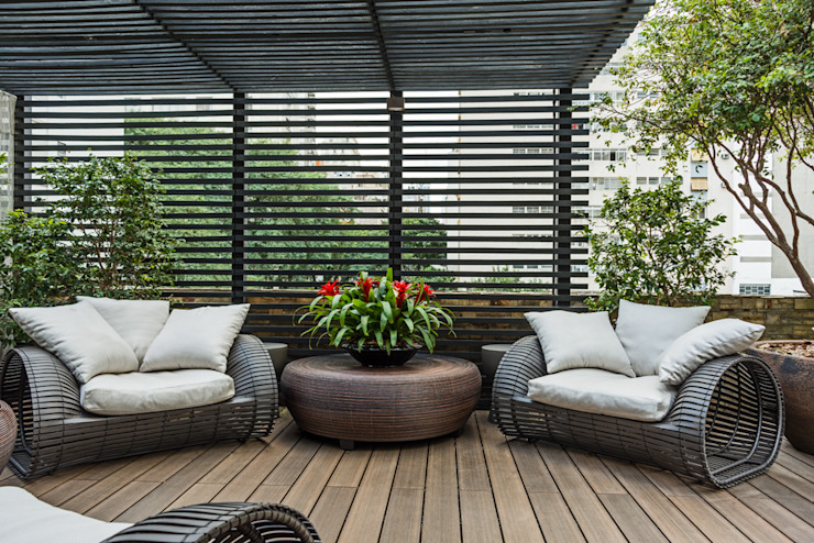 Garden by Denise Barretto Arquitetura,