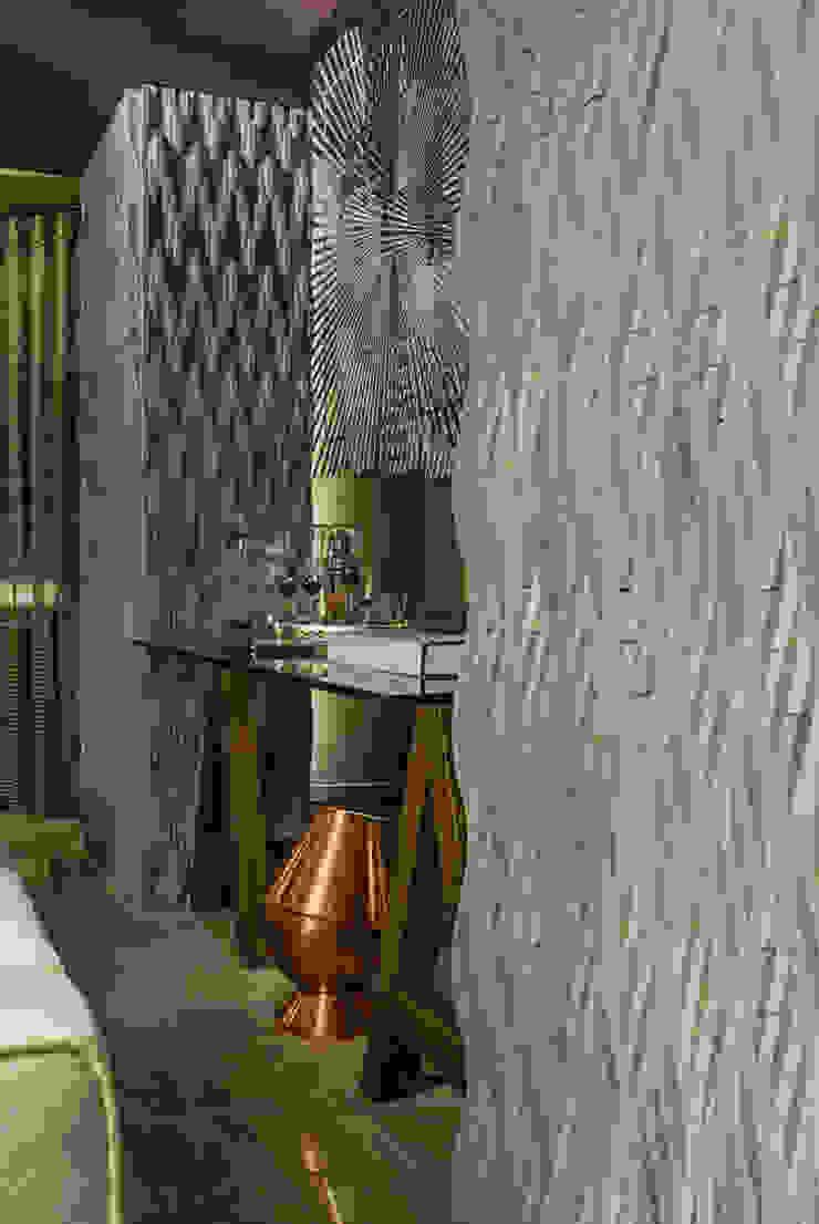 Lounge das Jabuticabeiras Salas de estar modernas por Denise Barretto Arquitetura Moderno