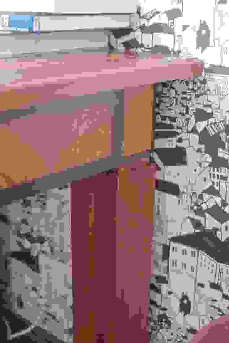 Стол в кабинет от Мебельная мастерская Александра Воробьева Лофт