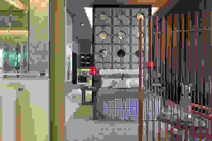 Chambre moderne par Denise Barretto Arquitetura Moderne