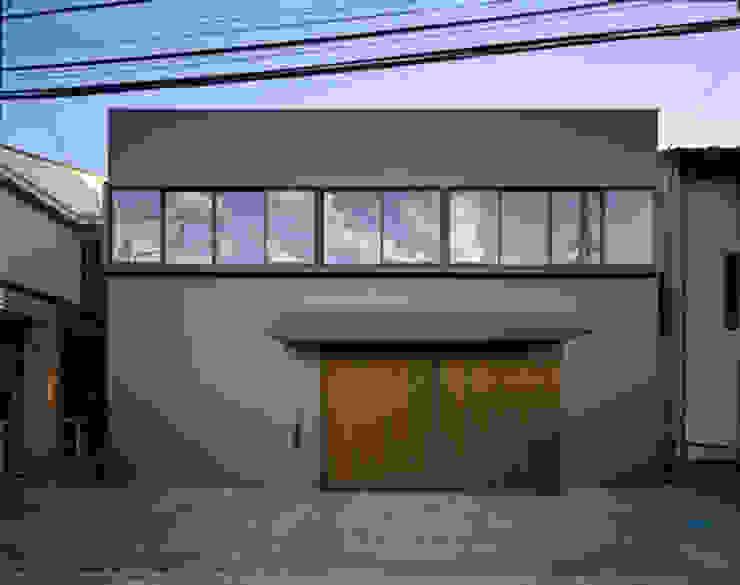 宇都宮の住宅1 モダンな 家 の 添田建築アトリエ モダン