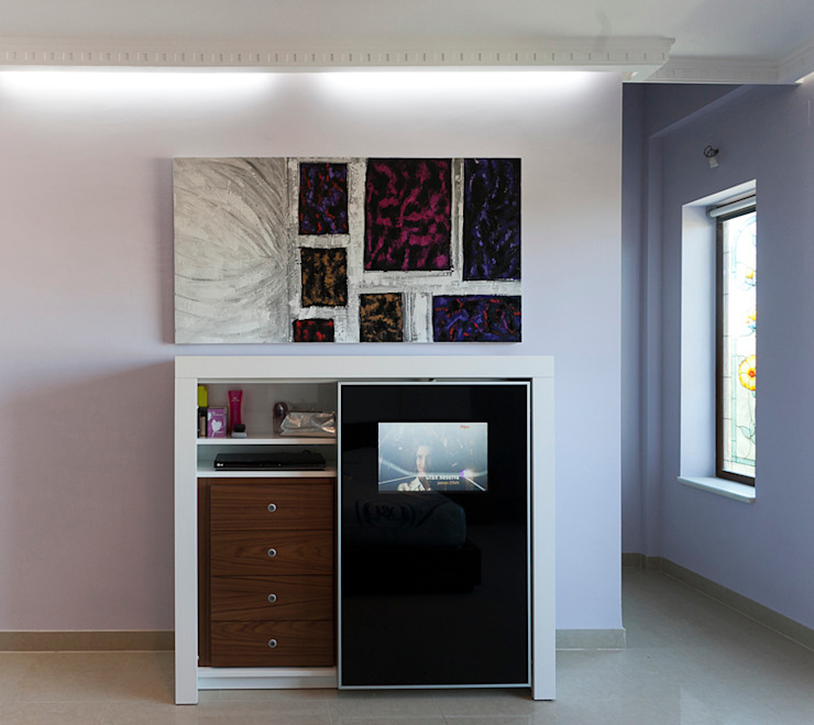 Ahorra espacio de AZD Diseño Interior Moderno