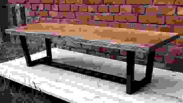 Журнальный столик в эко стиле от Werk Haus SPB Скандинавский