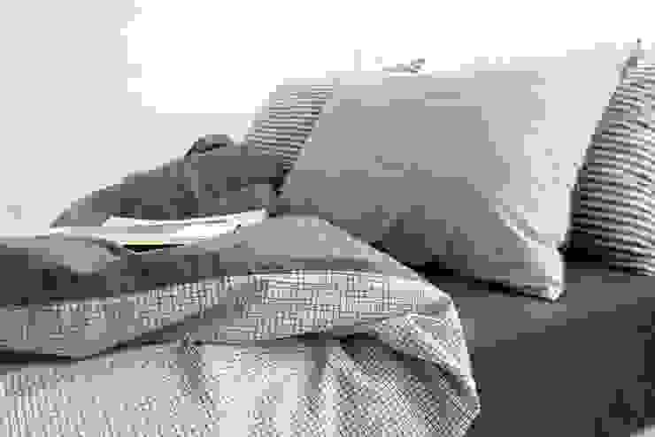 집을 꾸미는 가장 간단한 방법, 패브릭 모던스타일 침실 by mushroommate 모던