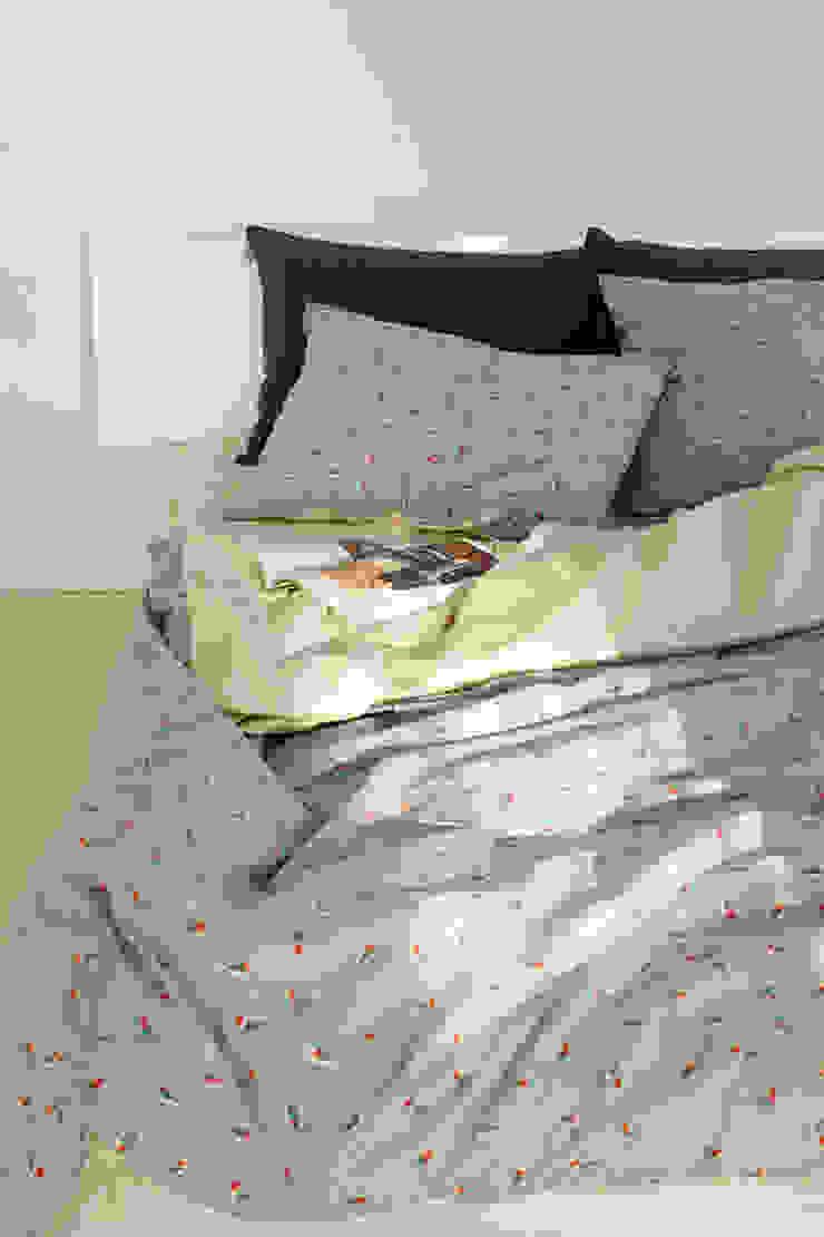 집을 꾸미는 가장 간단한 방법, 패브릭 아시아스타일 침실 by mushroommate 한옥
