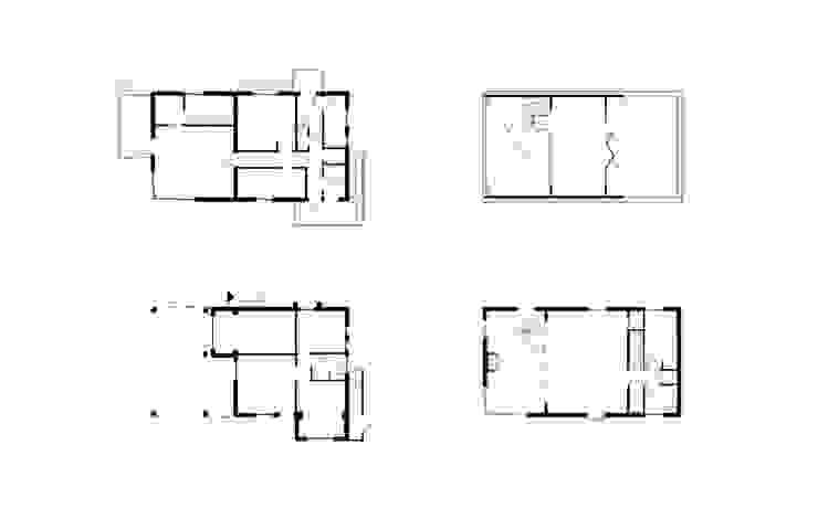 Flynn House por The Manser Practice Architects + Designers Moderno