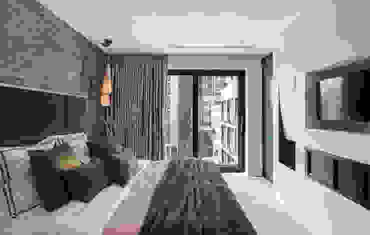 Dormitorios de estilo  por The Manser Practice Architects + Designers , Moderno