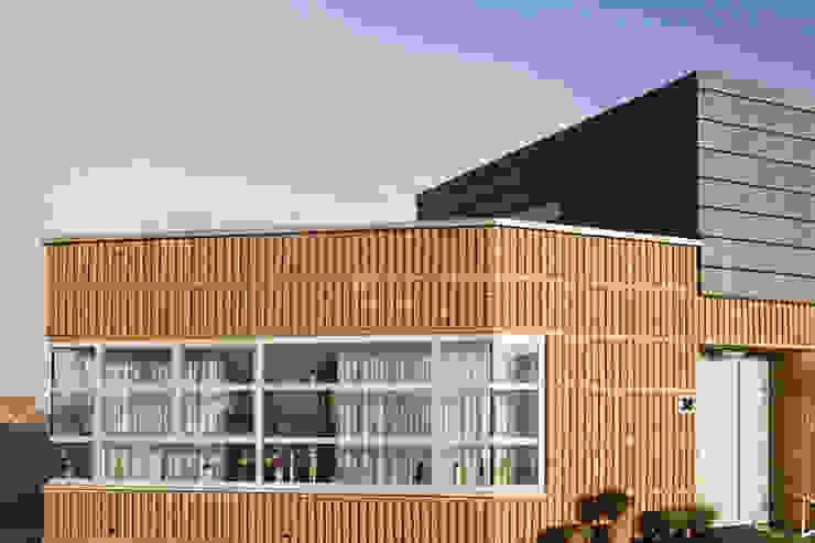 Maisons modernes par HM Architecten Moderne