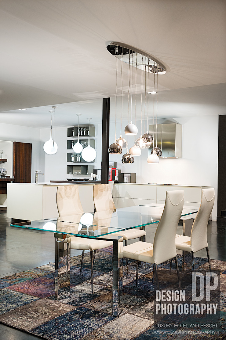 Design Photography Modern Dining Room