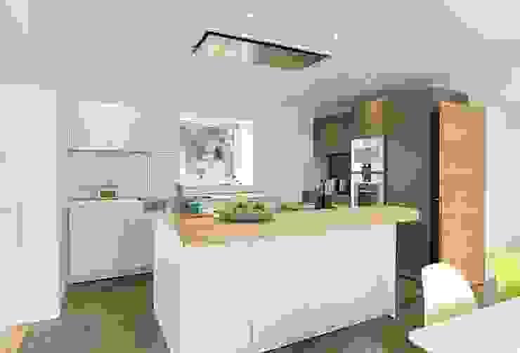 Kitchen: modern  by David Village Lighting, Modern
