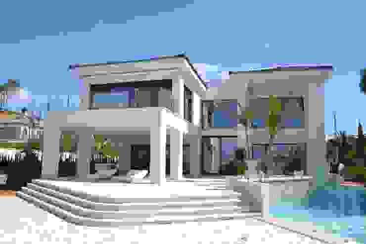 Casas mediterráneas de Alicante Arquitectura y Urbanismo SLP Mediterráneo