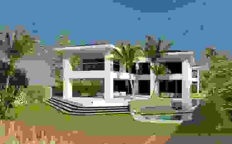 Casa Nathalia de Alicante Arquitectura y Urbanismo SLP Mediterráneo