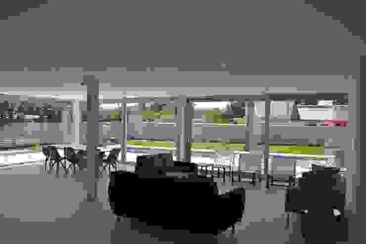Interior Comedores de estilo moderno de Alicante Arquitectura y Urbanismo SLP Moderno