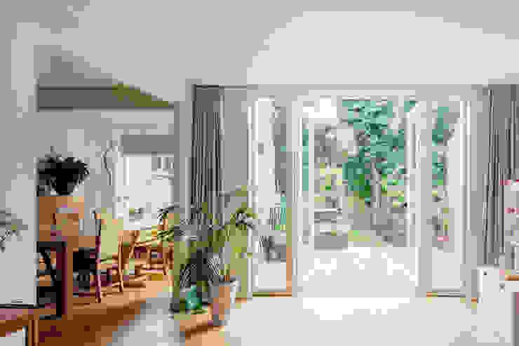 Uitbreiding Woonhuis Maastricht Architectenbureau beckers