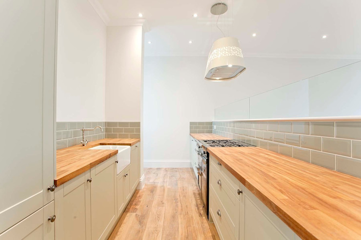 Abney News N16 - Appartment ESB Flooring Kitchen