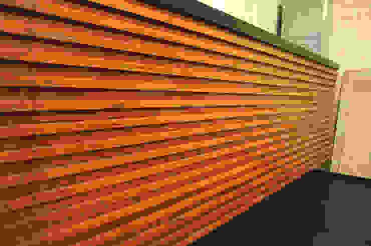 Cabecera de Mediamadera Rústico Madera Acabado en madera