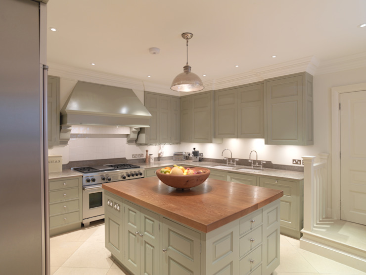 Chelsea Kitchen designed and made by Tim Wood Tim Wood Limited Klasik