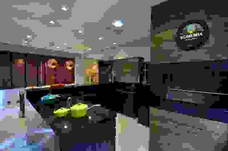 Bela Vista 01 Cozinhas modernas por Juliana Baumhardt Arquitetura Moderno