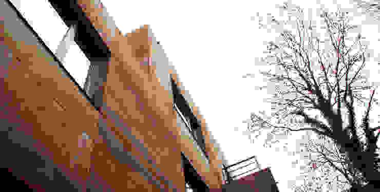 Doppelhaus Klein Grün mbpk Architekten & Stadtplaner Moderne Häuser