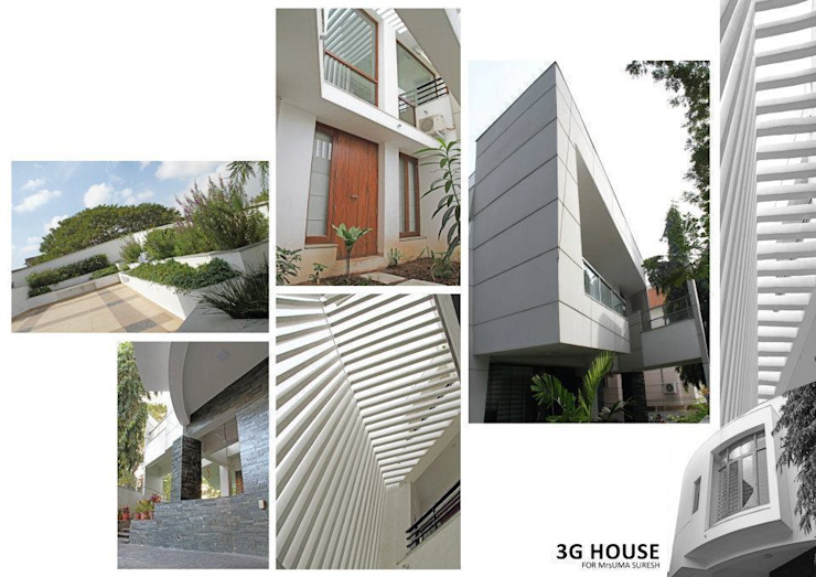 Muraliarchitects Modern home