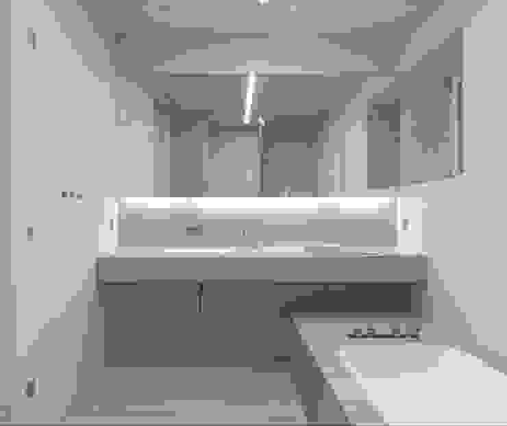 حمام تنفيذ Burnazzi  Feltrin  Architects