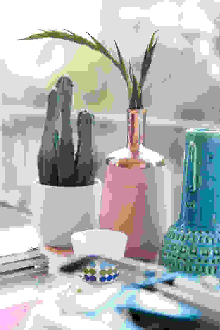 Tunisia Made Vase par Hend Krichen Méditerranéen