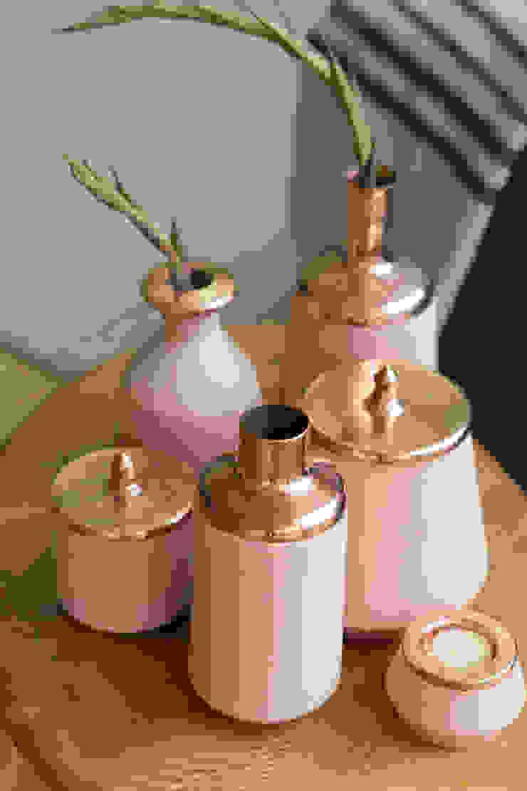 Tunisia Made Vases and jars par Hend Krichen Méditerranéen