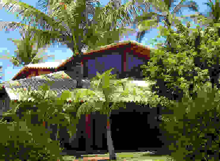 Casas tropicales de Cria Arquitetura Tropical